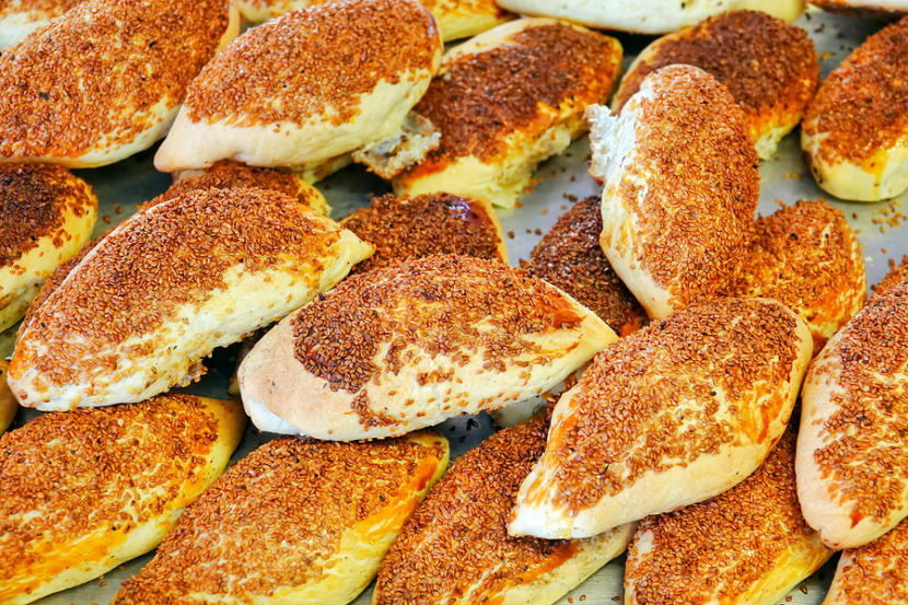 Delicious Savory Pastry Food For Breakfast